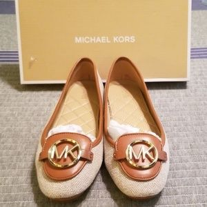 Michael Kors Lillie Mocassin Flats.